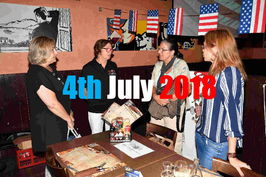 4th July 2018